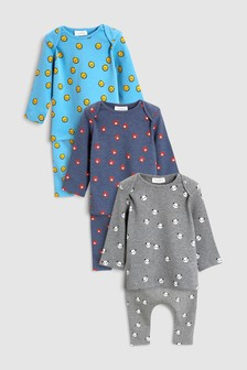 Tops And Bottoms Set Three Pack (0mths-2yrs)