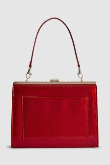 Top Handle Frame Bag