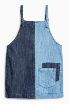 Block Pinafore (3mths-6yrs)