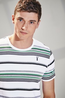 Varied Stripe T-Shirt