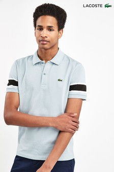 Lacoste® Stripe Sleeve Polo