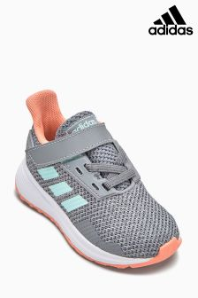 adidas Grey Duramo Velcro
