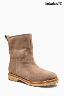Timberland® Taupe Suede Chamonix Valley Boot aab95fa76