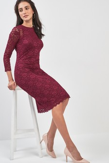 Lauren by Ralph Lauren Lace Dress