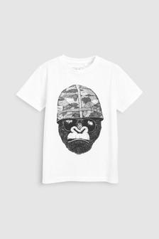 Gorilla T-Shirt (3-16yrs)