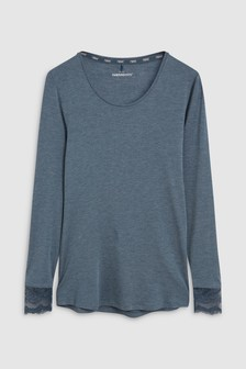 Lightweight Truetherm™ Microwarmth Long Sleeve Top