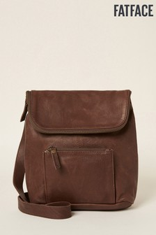 FatFace Brown Mini Tara Multifunctional Bag af0f27a63653f