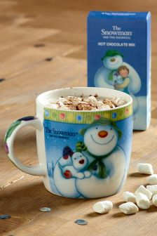 The Snowman Hot Chocolate Gift Set