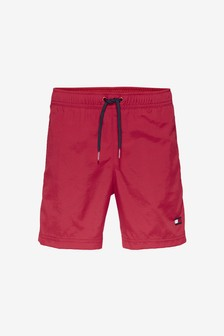 Tommy Hilfiger Boys Drawstring Swim Short
