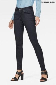 G-Star Lynn D-Mid Waist Super Skinny Jean