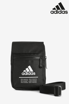 adidas Black Tiny Organiser Bag