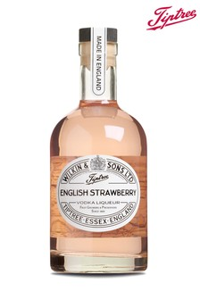 English Strawberry Vodka Liqueur 35cl by Tiptree