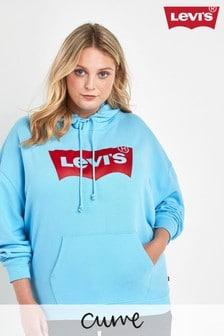 Levi's® Plus Baltic Sea Batwing Logo Hoody