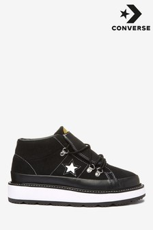 Converse One Star Fleece Lined Boots