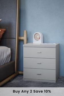 Peyton Grey Bedside