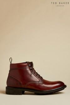 Ted Baker Tan Wottsn Boots
