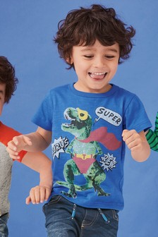 Super Dino T-Shirt (3mths-6yrs)