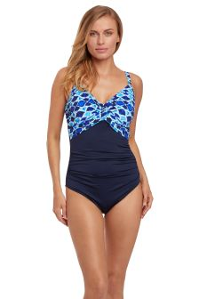 Fantasie Tuscany Twist Light Control Swimsuit