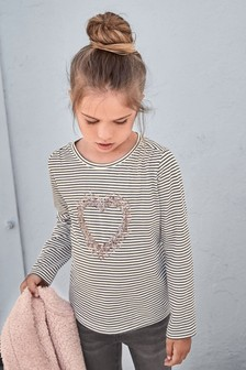 Sequin T-Shirt (3-16yrs)