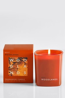 Woodlands Boxed Candle