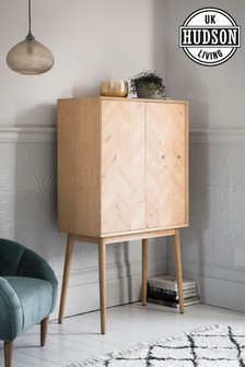 Hudson Living Milano Cocktail Cabinet