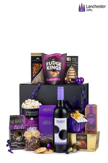 Purple Christmas Gift Hamper by Lanchester Gifts