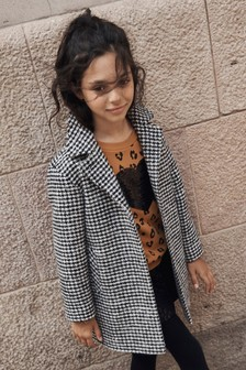 Wool Mix Coat (3-16yrs)
