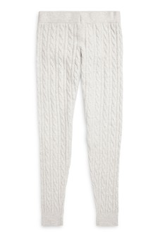 Knitted Cable Joggers