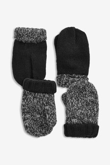 Thinsulate® Mittens Two Pack (Younger)