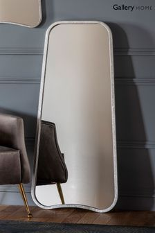 Kurve Leaner Mirror by Gallery Direct