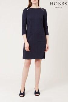 Hobbs Blue Katrina Dress