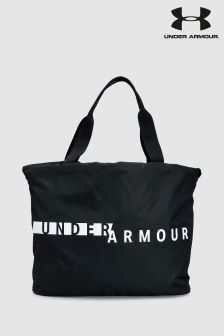 Under Armour Black Graphic Tote Bag