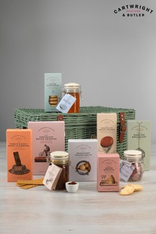 The Classic Basket Hamper by Cartwright & Butler