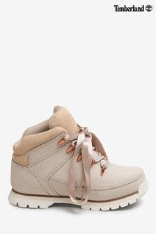 Timberland® Taupe Nubuck Eurosprint Hiker Boots