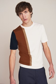 Premium Stripe T-Shirt