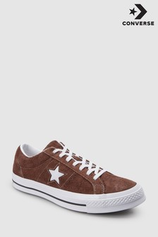 Converse Chocolate One Star