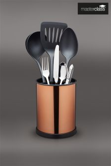 MasterClass Rotating Utensil Holder