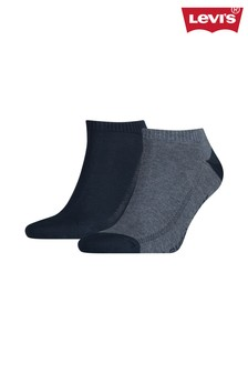 Levi's® Low Cut Socks Two Pack