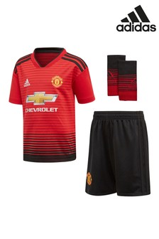adidas Manchester United FC 2018/19 Mini Kit
