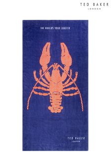 Ted Baker Lobster Beach Towel