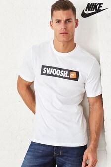 Nike Bumper Sticker Logo T-Shirt
