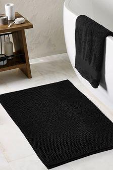 שטיח אמבטיה עם בועות