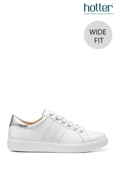 Hotter Switch Wide Fit Lace-Up Deck Shoes