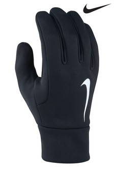 Nike Black Football Gloves