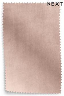 Soft Velour Curtain Fabric Sample
