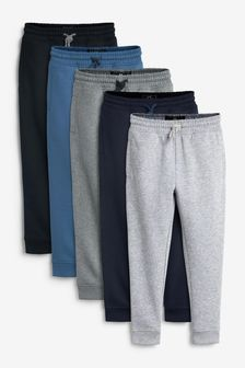 5 Pack Joggers (3-16yrs)