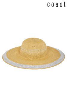 Coast Natural Media Straw Hat
