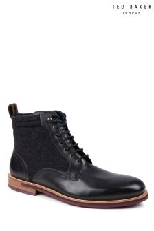 Ted Baker Black Axtoni Ankle Boot