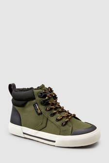 Cordura® Skate Lace-Up Boots (Older)