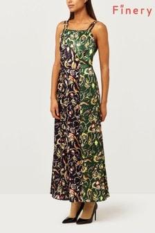 Finery London Paloma Strap Vintage Inspired Evening Dress